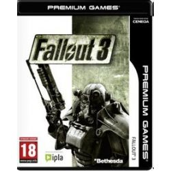 Fallout 3 (Premium Games) (PC) DVD
