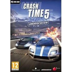 Crash Time 5 Undercover (PC) DVD