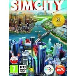 Sim City (PC) DVD