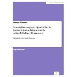 eBooks: Immobilisierung von Quecksilber in kontaminierten Böden mittels schwefelhaltiger Reagenzien  von Holger Zimmer