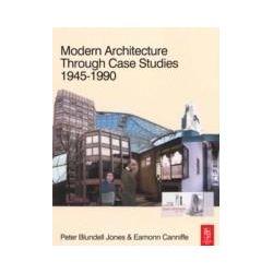 eBooks: Modern Architecture Through Case Studies 1945 to 1990  von Peter Blundell Jones, Eamonn Canniffe