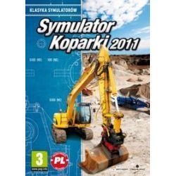 Symulator koparki (PC) DVD