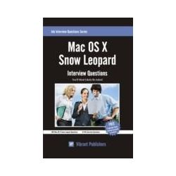 eBooks: Mac OS X Snow Leopard Interview Questions You'll Most Likely Be Asked  von Vibrant Publishers