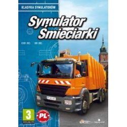 Symulator śmieciarki (PC) DVD