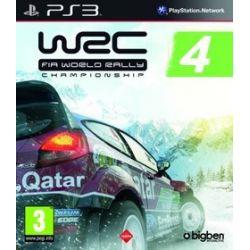 WRC 4 (PS3 ) Blu-ray Disc