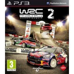 WRC 2 (PS3) Blu-ray Disc