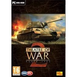 Theatre Of War 2: Kursk 1943 (PC) DVD