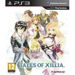 Tales Of Xillia (PS3) Blu-ray Disc