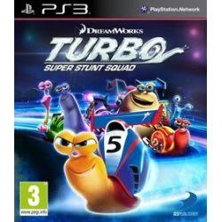 Turbo: Super Stunt Squad (PS3) Blu-ray Disc
