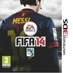 FIFA 14 (3DS) DS Game Card
