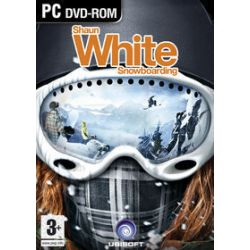 Shaun White Snowboarding DVD