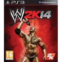 WWE 2K14 (PS3) Blu-ray Disc