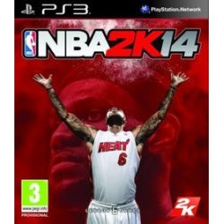 NBA 2K14 (PS3) Blu-ray Disc