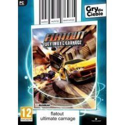 Flatout Carnage (Gry Dla Ciebie) (PC) DVD