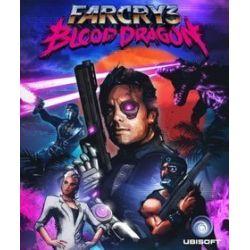 Far Cry 3: Blood Dragon (PC) DVD
