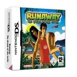 Runaway (NDS) DS Game Card