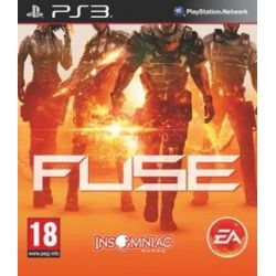 FUSE (PS3) Blu-ray Disc