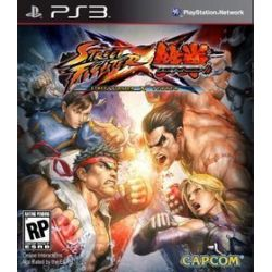 Street Fighter X Tekken (PS3) Blu-ray Disc
