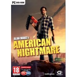 Alan Wake's American Nightmare (PC) DVD