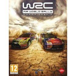 WRC: FIA World Rally Championship (PC) DVD