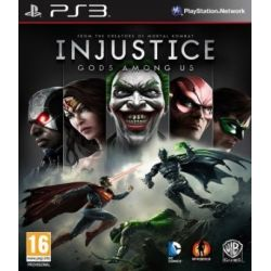 Injustice: Gods Among Us (PS3) Blu-ray Disc