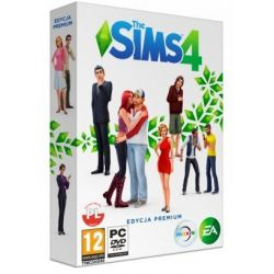 The Sims 4: Edycja Premium (PC) DVD
