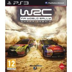 WRC: FIA World Rally Championship (PS3) DVD