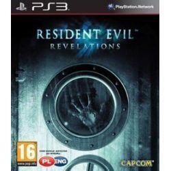 Resident Evil Revelations (PS3) Blu-ray Disc