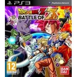 Dragon Ball Z: Battle of Z (PS3) Blu-ray Disc