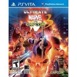 Ultimate Marvel vs. Capcom 3 (PSV) PSV Card