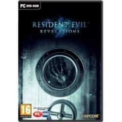 Resident Evil Revelations (PC) DVD