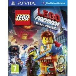 Lego Przygoda Gra Video (PS Vita) PSV Card