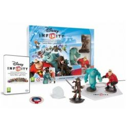 Zestaw startowy Disney Infinity (PS3) Blu-ray Disc