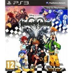 Kingdom Hearts HD 1.5 ReMIX (PS3) Blu-ray Disc