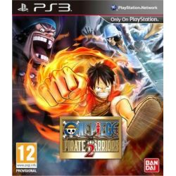 One Piece: Pirate Warriors 2 (PS3) Blu-ray Disc