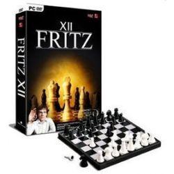 Fritza 12 (PC) + szachy DVD