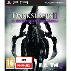 Darksiders II: Limited Edition (PS3) Blu-ray Disc