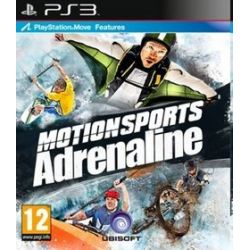Motion Sport Adrenaline - Move (PS3) Blu-ray Disc