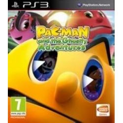 Pac-Man and the Ghostly Adventures (PS3) Blu-ray Disc