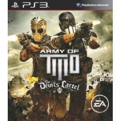 Army Of Two: The Devil's Cartel (PS3) Blu-ray Disc