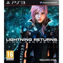Lightning Returns: Final Fantasy XIII (PS3) Blu-ray Disc