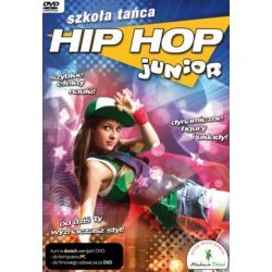 Szkoła Tańca HIP HOP Junior (PC) DVD