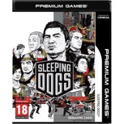 Sleeping Dogs (Premium Games) (PC) DVD