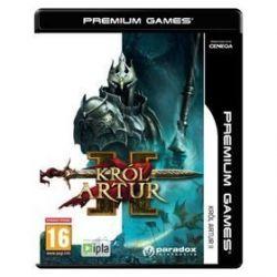 Król Artur II (Premium Games) (PC) DVD