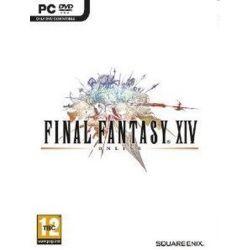 Final Fantasy XIV (PC) DVD