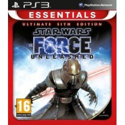 The Force Unleashed Sith Edition (PS3) Blu-ray Disc