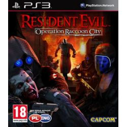 Resident Evil: Operation Raccoon City (PS3) Blu-ray Disc