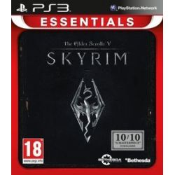 The Elder Scrolls V: Skyrim Essentials (PS3) Blu-ray Disc