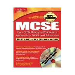eBooks: MCSE Planning and Maintaining a Microsoft Windows Server 2003 Network Infrastructure (Exam 70-293). Guide & DVD Training System  von Syngress