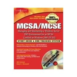 eBooks: MCSA/MCSE Managing and Maintaining a Windows Server 2003 Environment for an MCSA Certified on Windows 2000 (Exam 70-292). Study Guide & DVD Training System  von Syngress